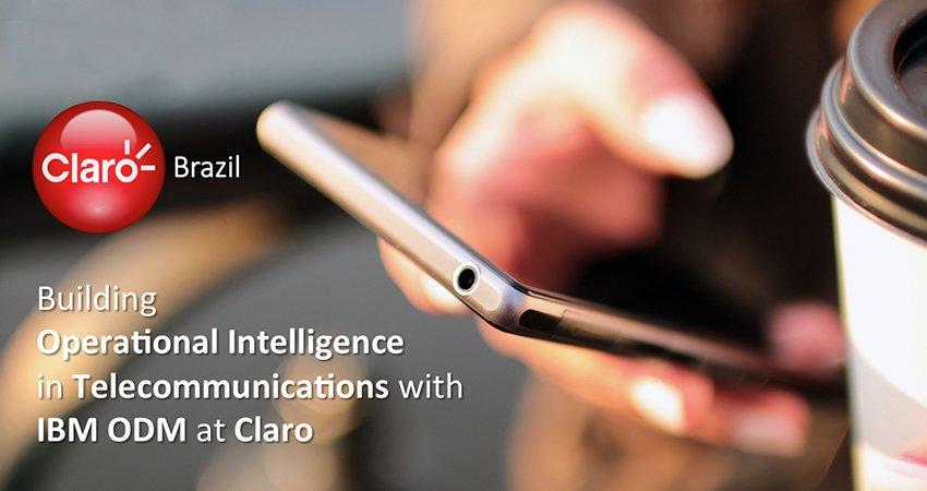 Construindo Inteligência Operacional em Telecom com IBM ODM