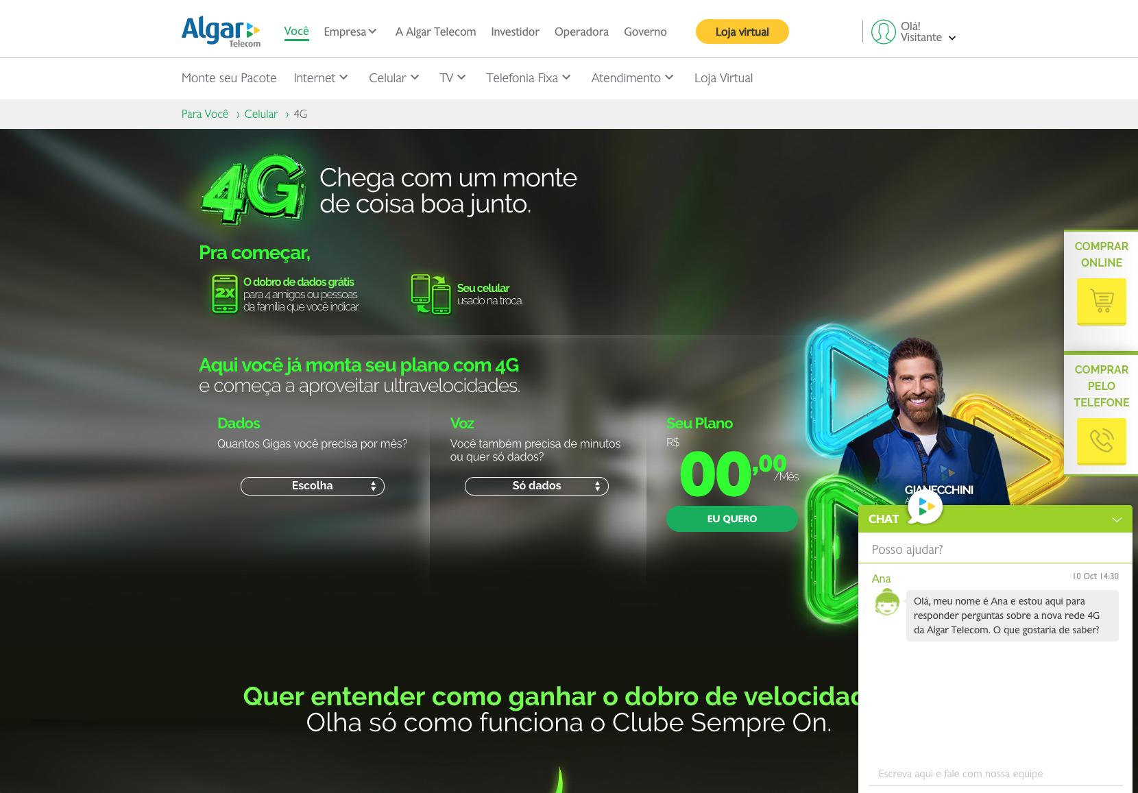 Algar Telecom implanta sistema de atendimento com tecnologia do Watson